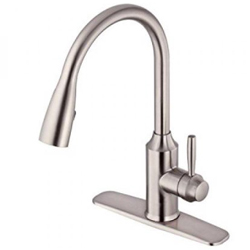 New -Glacier Bay FP4A4080SS Invee Kitchen Faucet