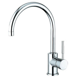 Kingston Brass KS8711DLLS Concord Single Handle Kitchen Faucet