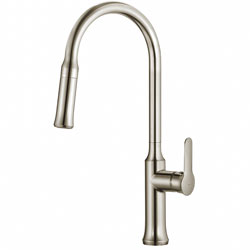 Kraus KPF-1630SS Nola Single Lever Pull-down Kitchen Faucet
