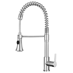 10 Best Commercial Kitchen Faucets Reviews Amp Guide 2019