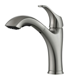 Kraus KPF-2250 Single Lever Pull-Out Kitchen Faucet
