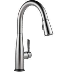 Delta Faucet 9113T-AR-DST Essa Single Handle Pull-Down Kitchen Faucet