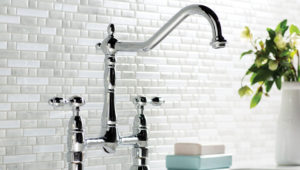 pre kingston brass kitchen chrome rinse handle faucet com with shot concord polished faucets dl application metal lever