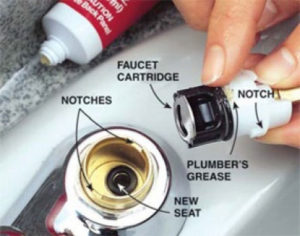 How To Fix A Cartridge Faucet