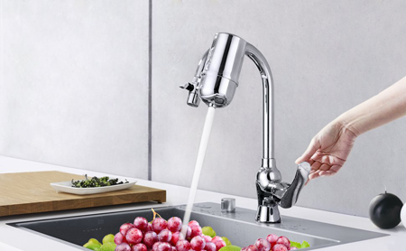 New -faucet water filters