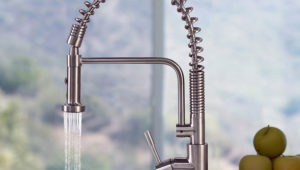 10 Best Commercial Kitchen Faucets - (Reviews & Guide 2019)