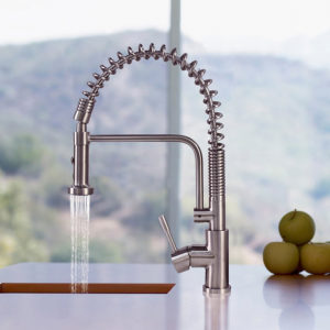professional kitchen faucet