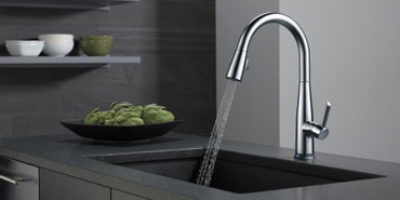 Delta 9113T-AR-DST Essa Touch Kitchen Faucet Review