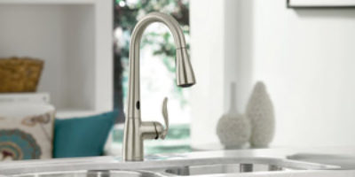 Moen Arbor Motionsense Touchless Kitchen Faucet Review