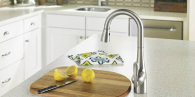 Moen Arbor One-Handle Pulldown 7594SRS Kitchen Faucet