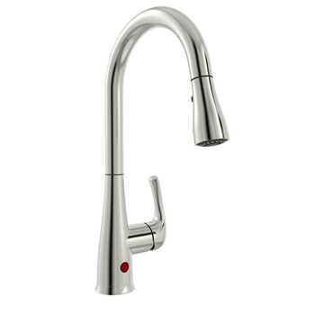 6 Best Touchless Kitchen Faucets - (Reviews & Buying Guide 2019)