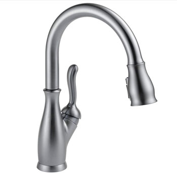 Delta Faucet 9178 Ar Dst Magnatite Docking Review Arctic Stainless