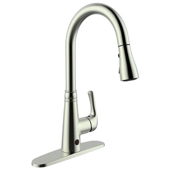 5 Best Touchless Kitchen Faucets - (Reviews & Buying Guide 2019)