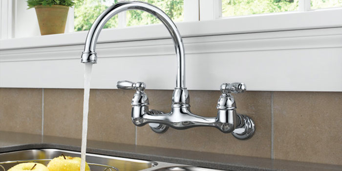choosing a kitchen faucet